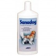 Shampoo Mundo Animal - Sanadog 500ml