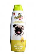 Shampoo Para Cães Power Pets Raças Bulldog & Pug - 700 Ml