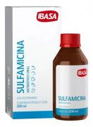 Sulfamicina Oral Ibasa Coccidiose 200ml Envio Imediato