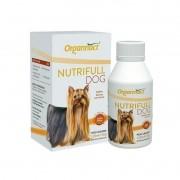 Suplemento Vitamínico Nutrifull Dog Organnact 120ml