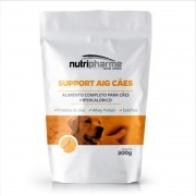 Support Ai-g - Alimento Para Cães - 300g - Whey Protein