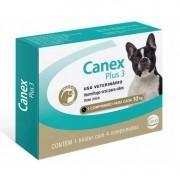 Vermífugo Ceva Canex Plus3 P/ Cães De Até 10 Kg