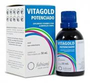 Vitagold Potenciado Fr De 50 Ml - Suplemento Vitaminico