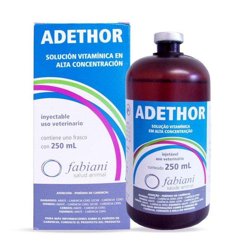 Adethor Injetavél Vitaminico 250ml