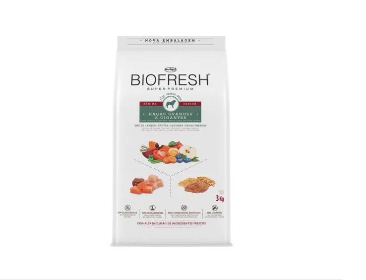 Biofresh Senior Racas Grandes E Gigantes 15kg