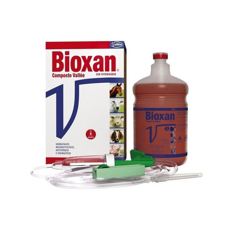 Bioxan Composto Valée 500 Ml | Soro Vitaminado