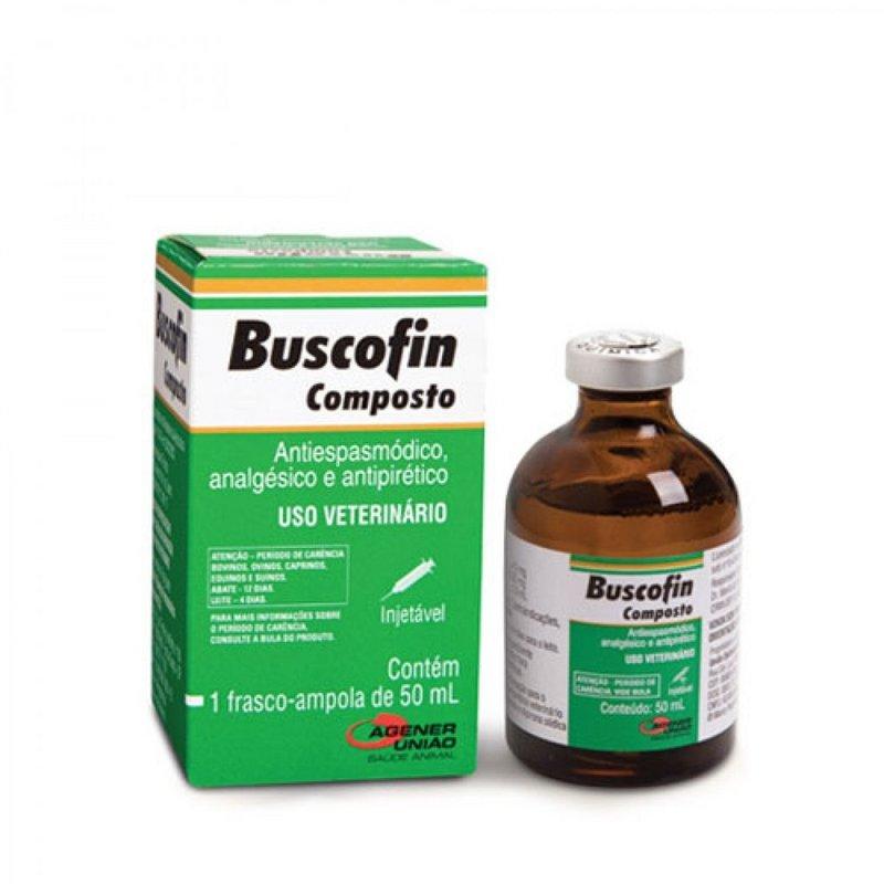 Buscofin Composto Injetável 50ml