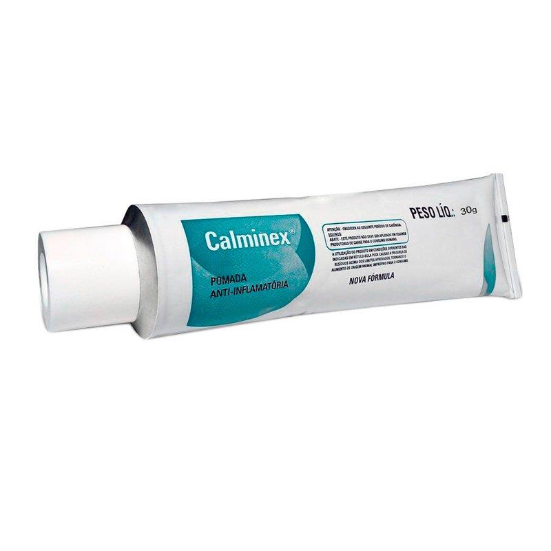 Calminex Pomada Anti-inflamatoria Vet 30g