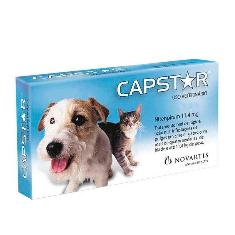 Capstar - 1 Comprimido