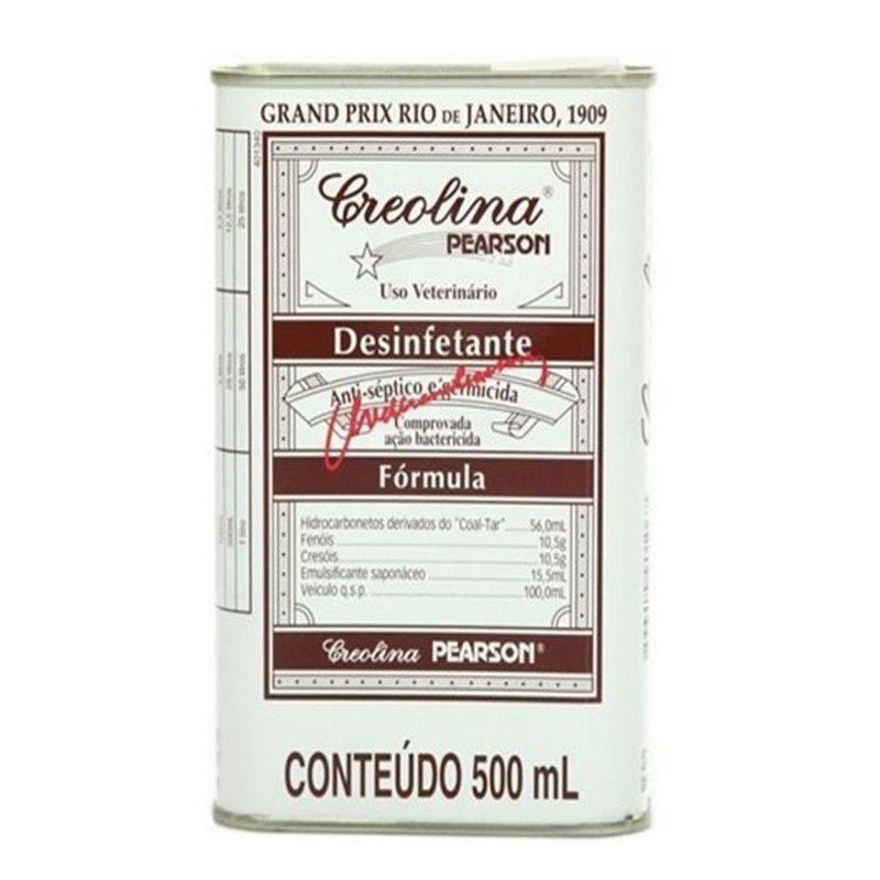 Creolina Pearson Desinfetante - 500 Ml