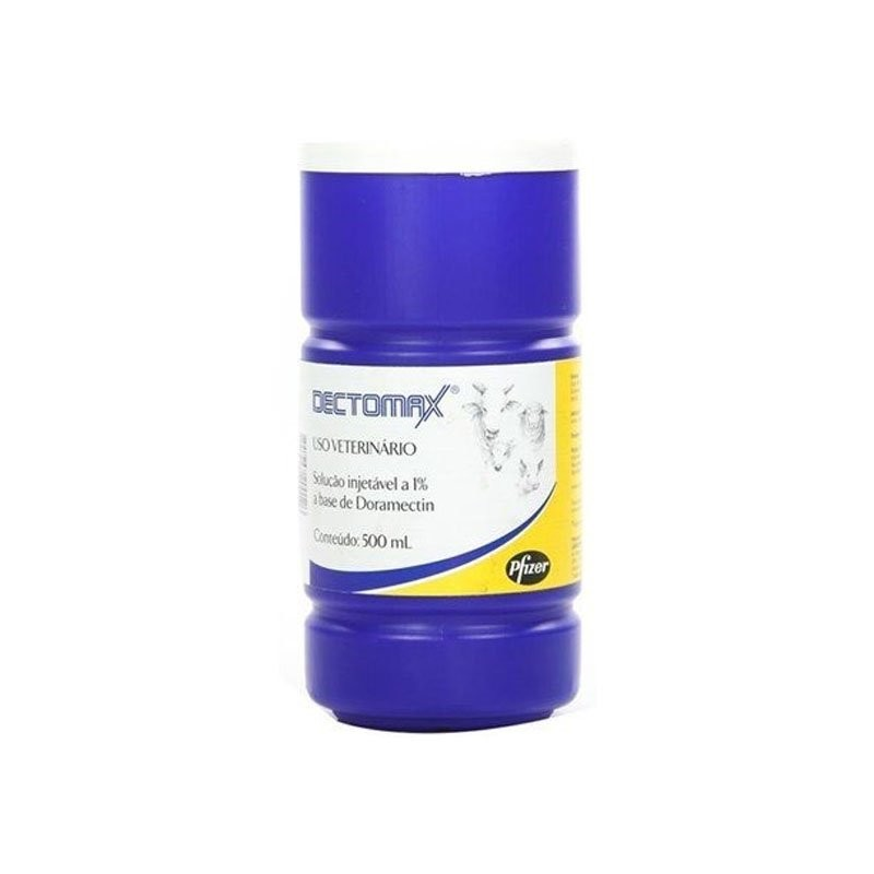 Dectomax 500 ml -  Zoetis - Doramectina