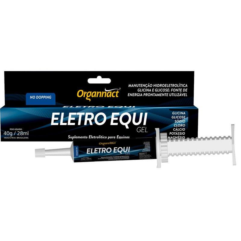 Eletro Equi 40g - Organnact Equinos