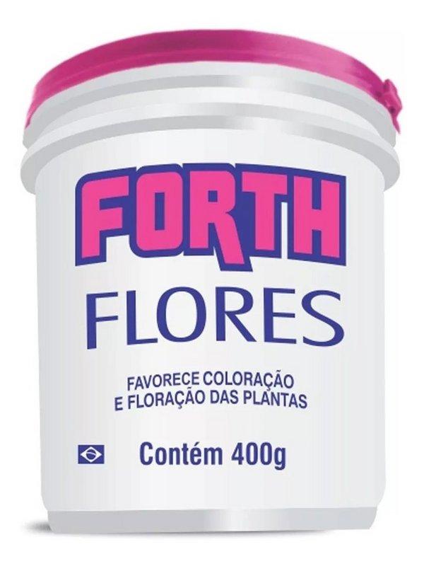 Fertilizante Forth Para Flores - 400gr