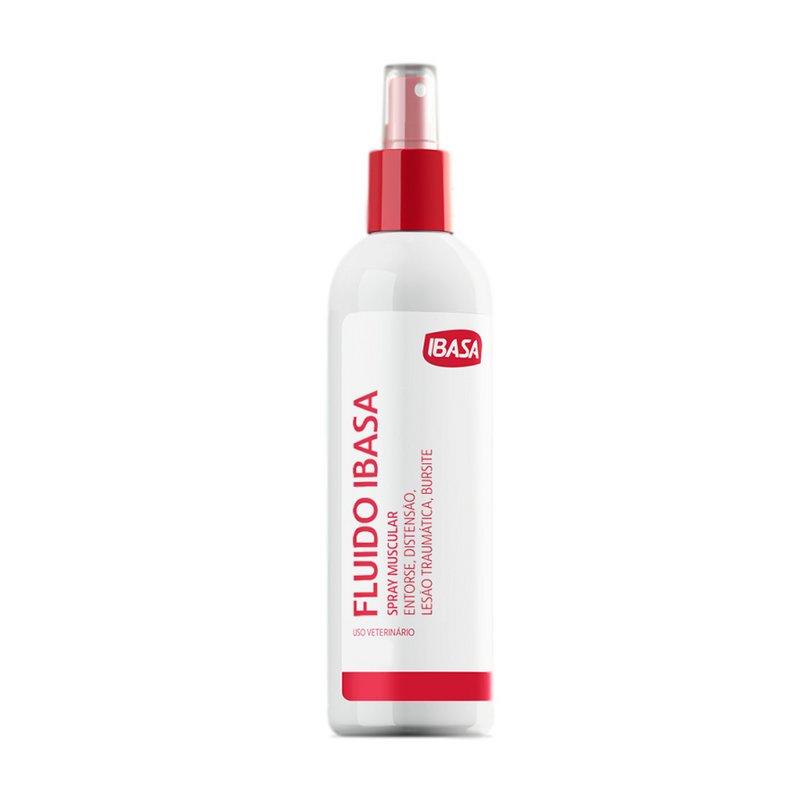 Fluido Ibasa 100ml Original Spray Muscular