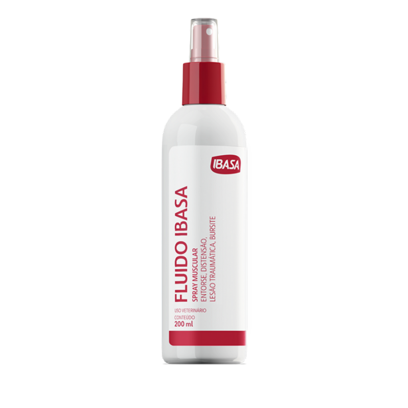 Fluído Ibasa Spray 200ml - Ibasa