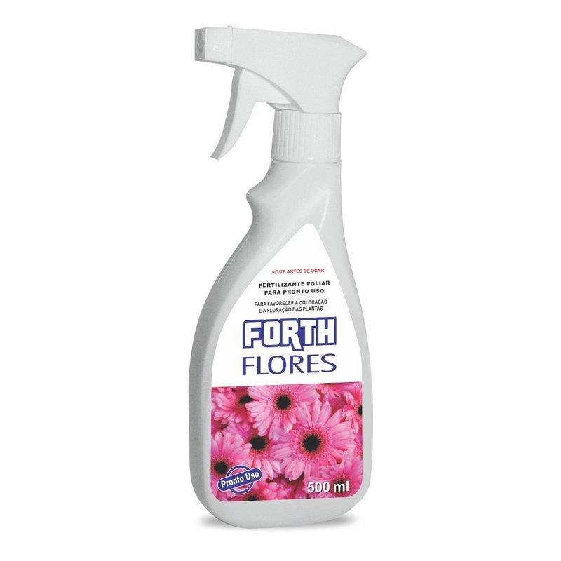 Forth P/ Flores Pronto Para Uso 500ml Floração - 500ml