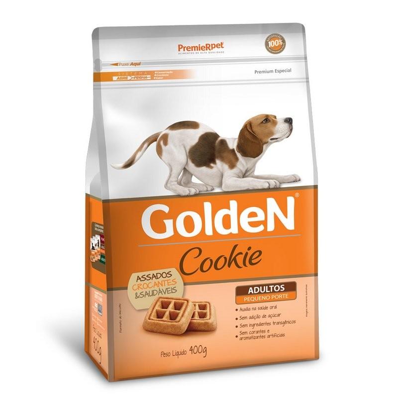 Golden Cookie Para Cães Adultos Mini Bits 400g