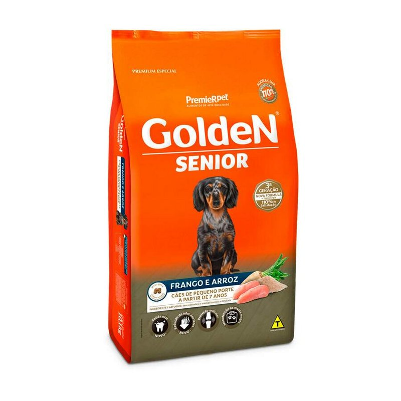 Golden Senior Mini Bits 3kg