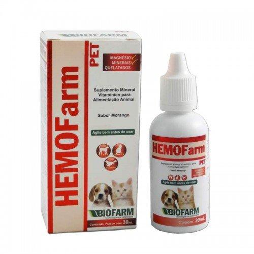 Hemofarm Pet 30ml Biofarm