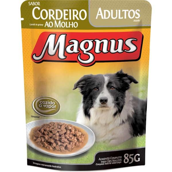 Kit 18 - Magnus Sachê Premium Cães - 85g