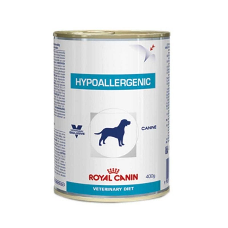 Kit 3 - Alimento Úmido Royal Hypoallergenic Cães 410g