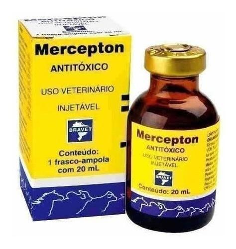 Mercepton Injetável - 20ml