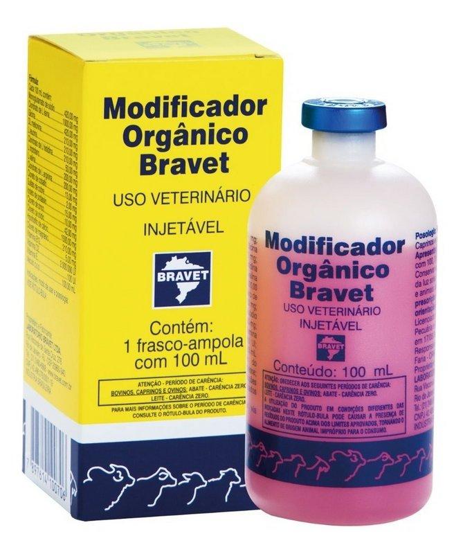 Modificador Orgânico 100 Ml - Bravet