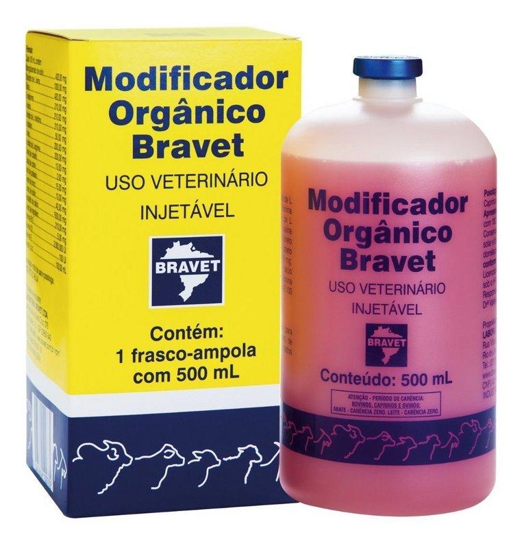 Modificador Orgânico Bravet - 500ml