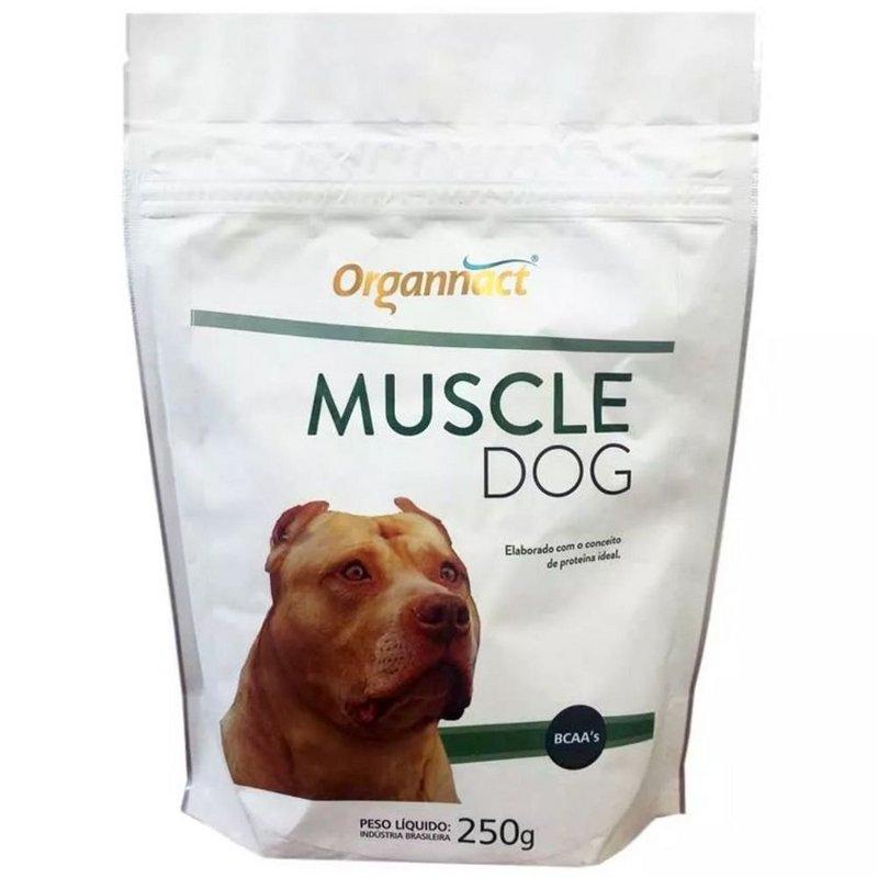Muscle Dog Sache 250g - Organnact