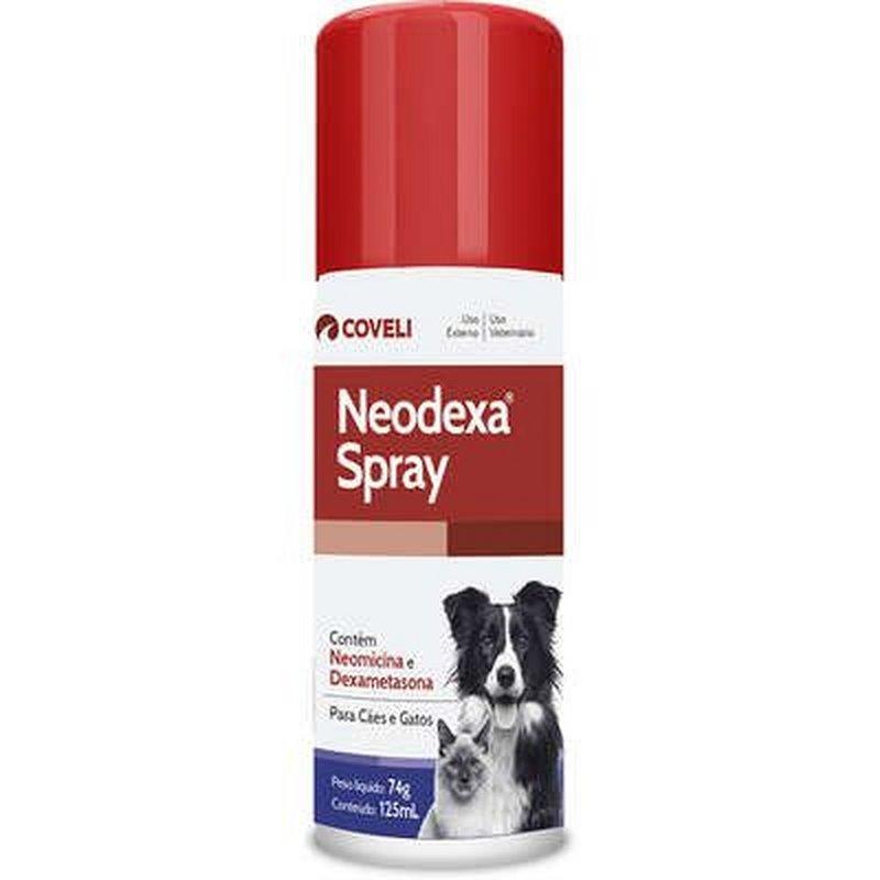 Neodexa Spray - 74 Gr