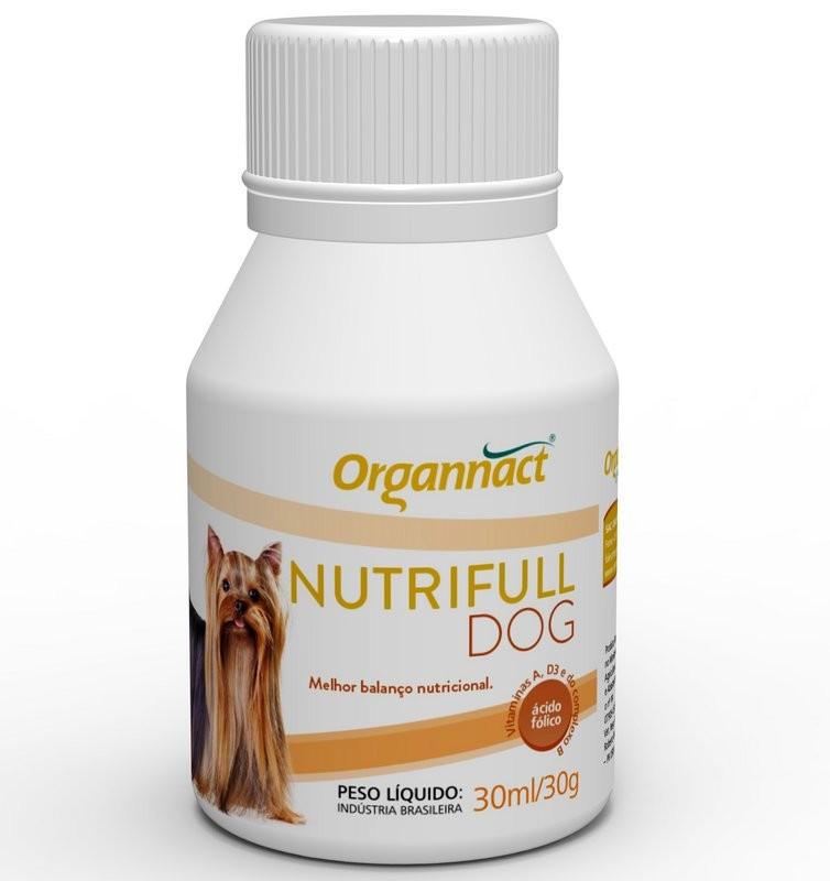 Nutrifull Dog Pet 30ml - Organnact