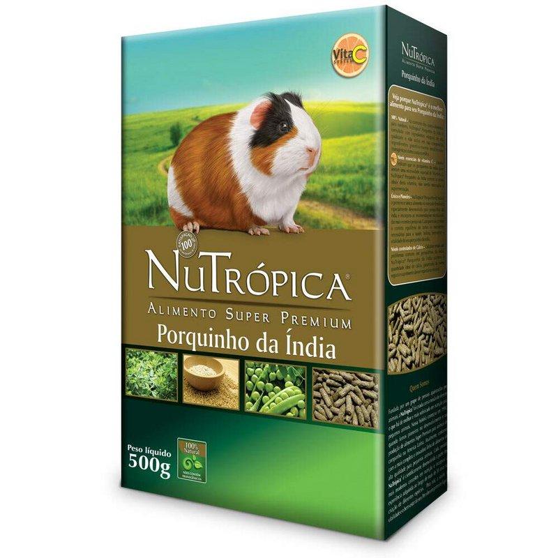 Nutrópica Natural Para Porquinho Da Índia - 500g