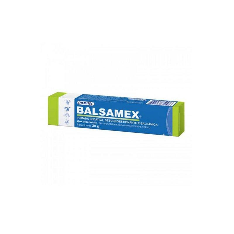 Pomada Balsamex Sedativa, Descongestionante E Balsâmica 30g