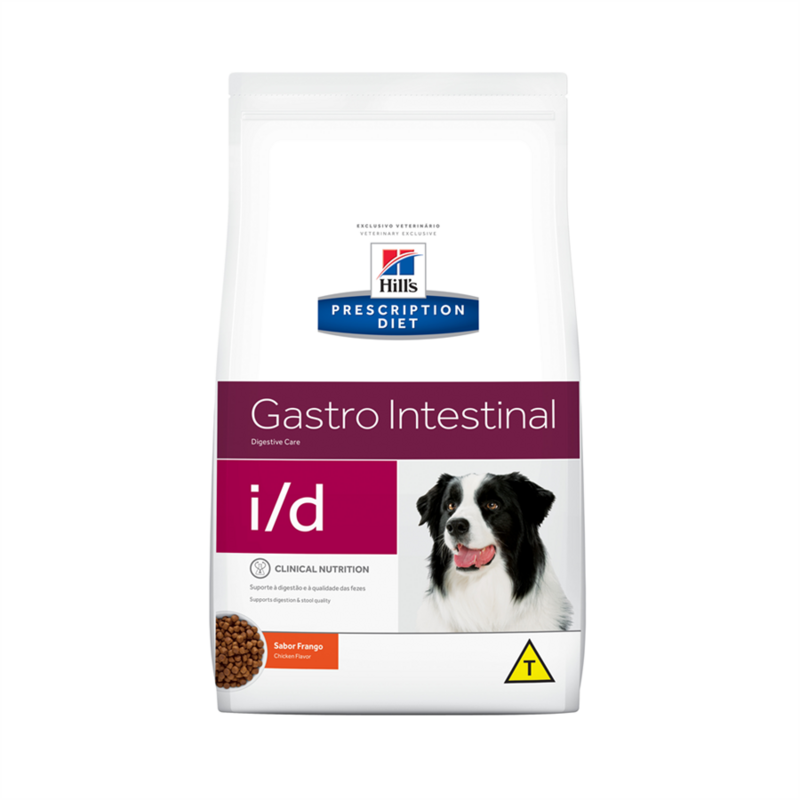 Ração Hills Caes I/d Problemas Gastrointestinais - 2kg