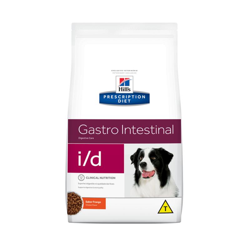 Ração Hills Gastrointestinal Raça Grandes - 2kg