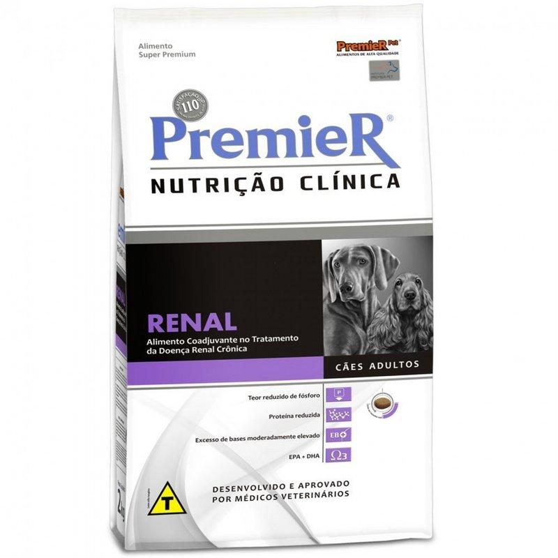 Ração Premier Renal Cães Adultos - 10kg