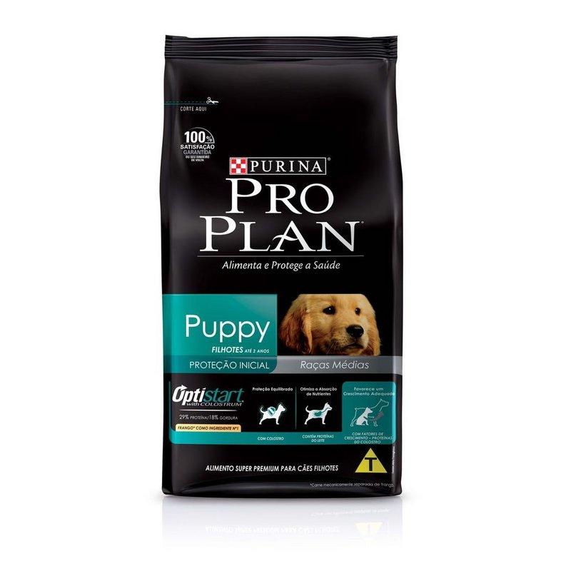 Ração Proplan Puppy Complete Sabor Frango E Arroz - 3kg