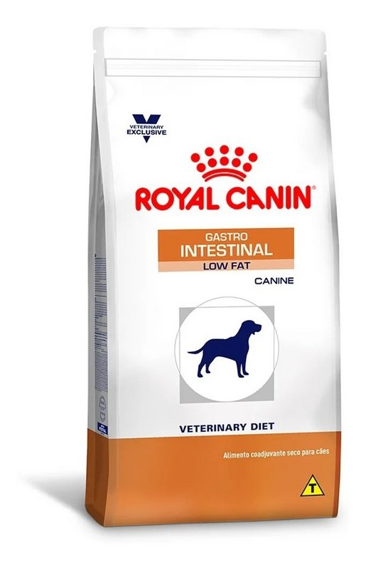 Ração Royal Canin Canine Gastro Intestinal Low Fat - 10,1 Kg