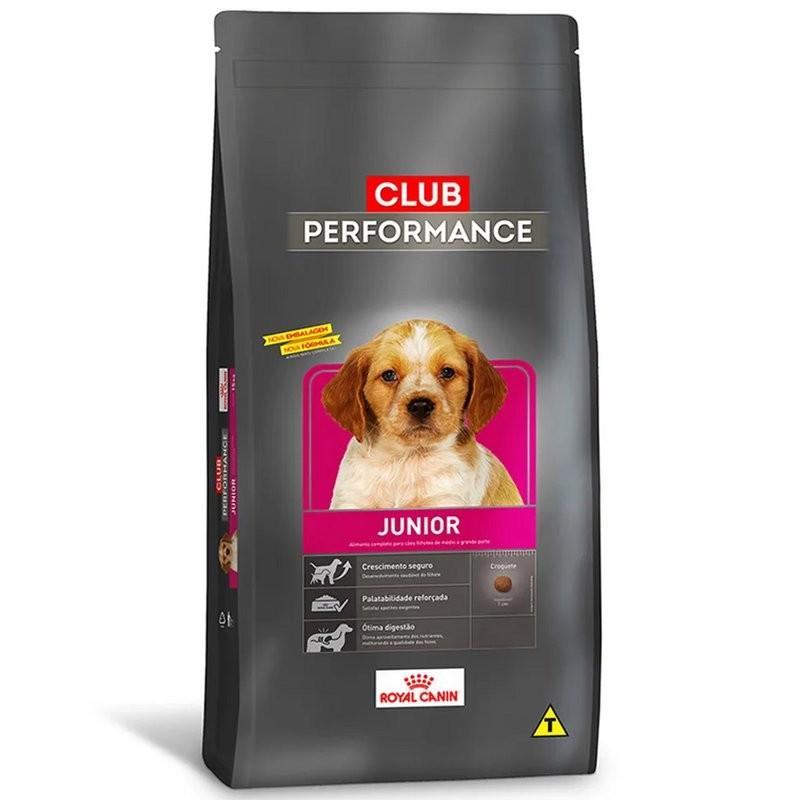 Ração Royal Canin Club Performance Junior - 15kg