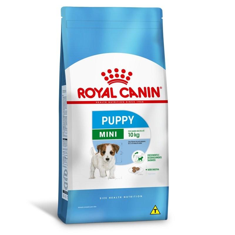 Ração Royal Canin Filhote Puppy Mini 2,5kg