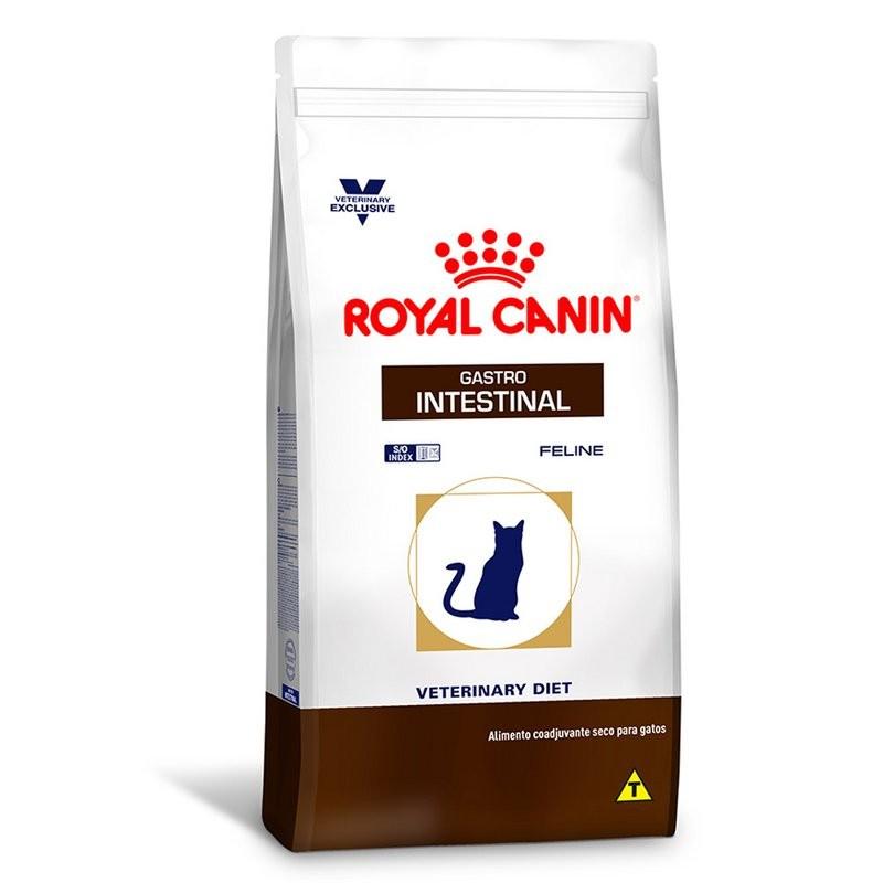 Ração Royal Canin Gastro Intestinal Para Gatos Adultos 1,5kg