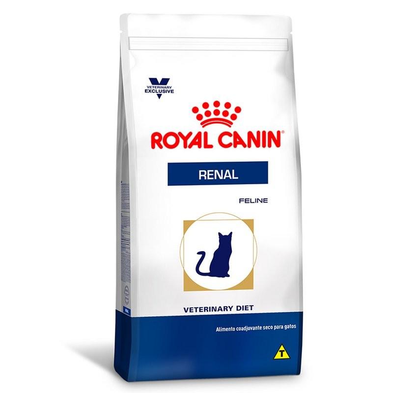Ração Royal Canin Renal Gatos - 1,5kg