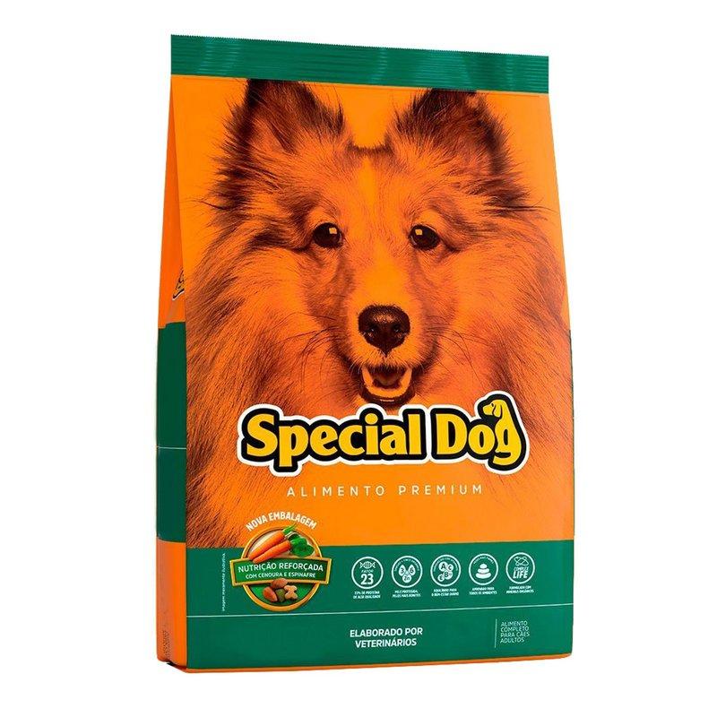 Ração Special Dog Para Cães Adultos Vegetais - 20kg