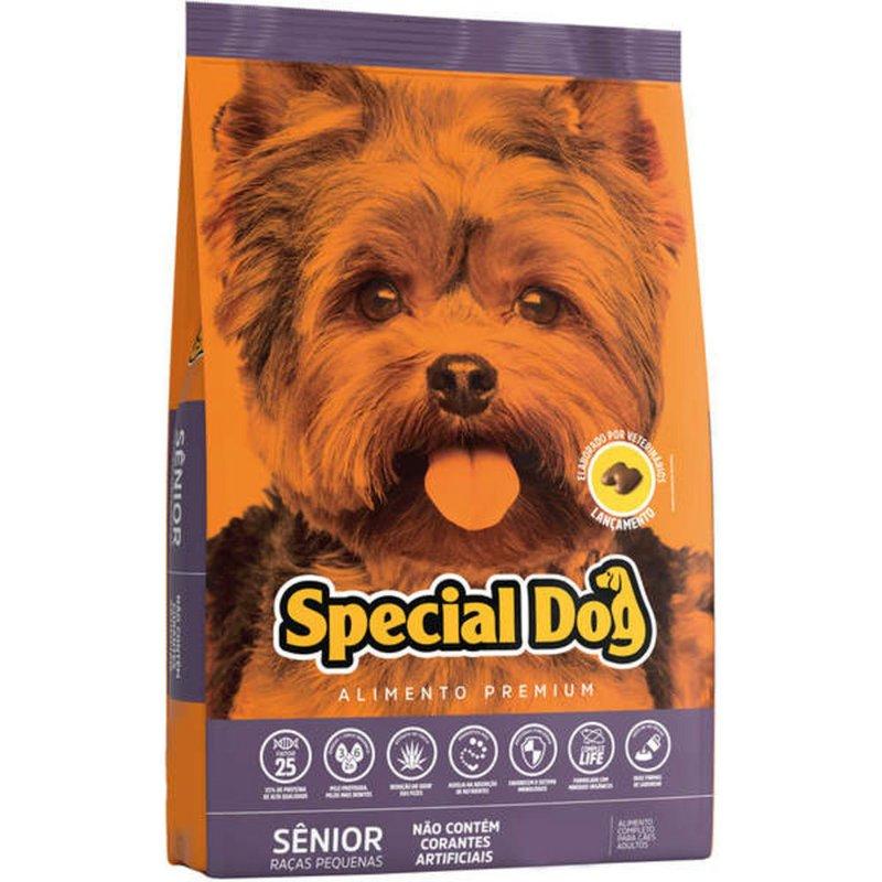 Ração Special Dog Sênior, Cães 7+ Premium - 15 Kg