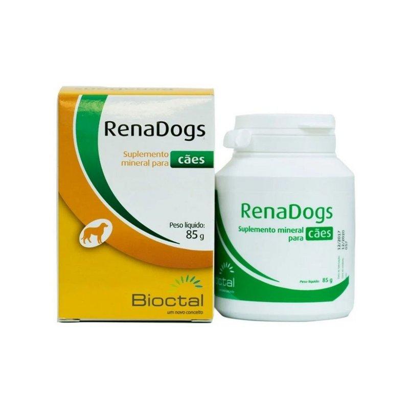 Renadogs 85g - Suplemento Mineral Para Cães
