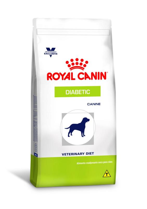 Royal Canin Cães Diabetic - 10,1 Kg