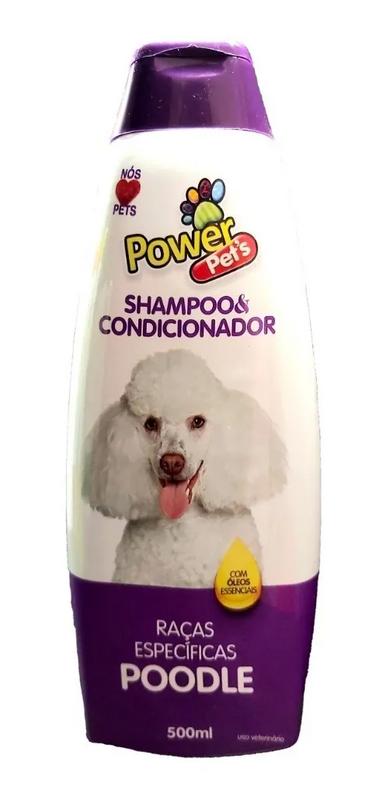 Shampoo 2x1 Para Cachorro Raças Específicas 700ml - Poodle