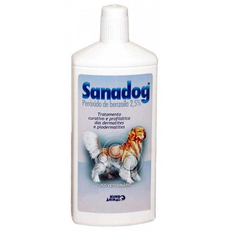 Shampoo Mundo Animal - Sanadog 500ml