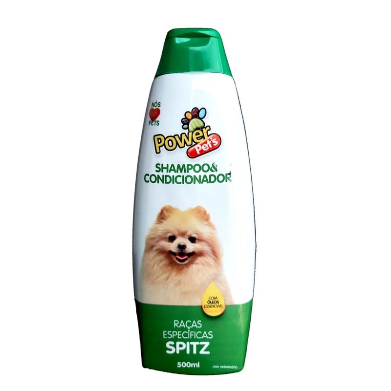 Shampoo Power Pets Raça Spitz - 700ml