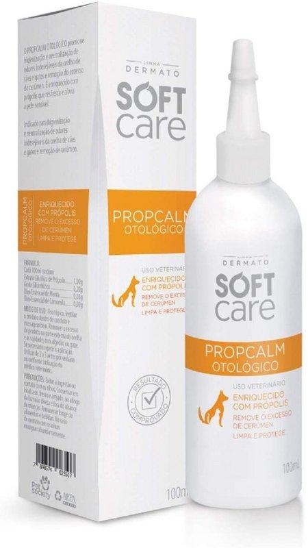 Solução Otológica Soft Care Propcalm Otologil 100ml